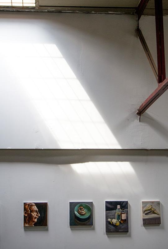 Tankstation Enschede Ceiling