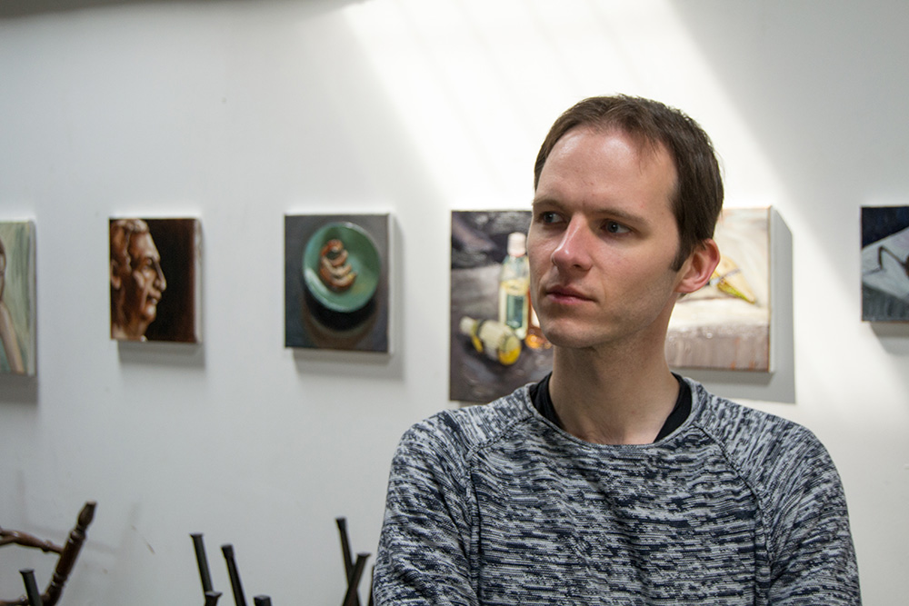 Jos Eertink Artist Kunstenaar Enschede