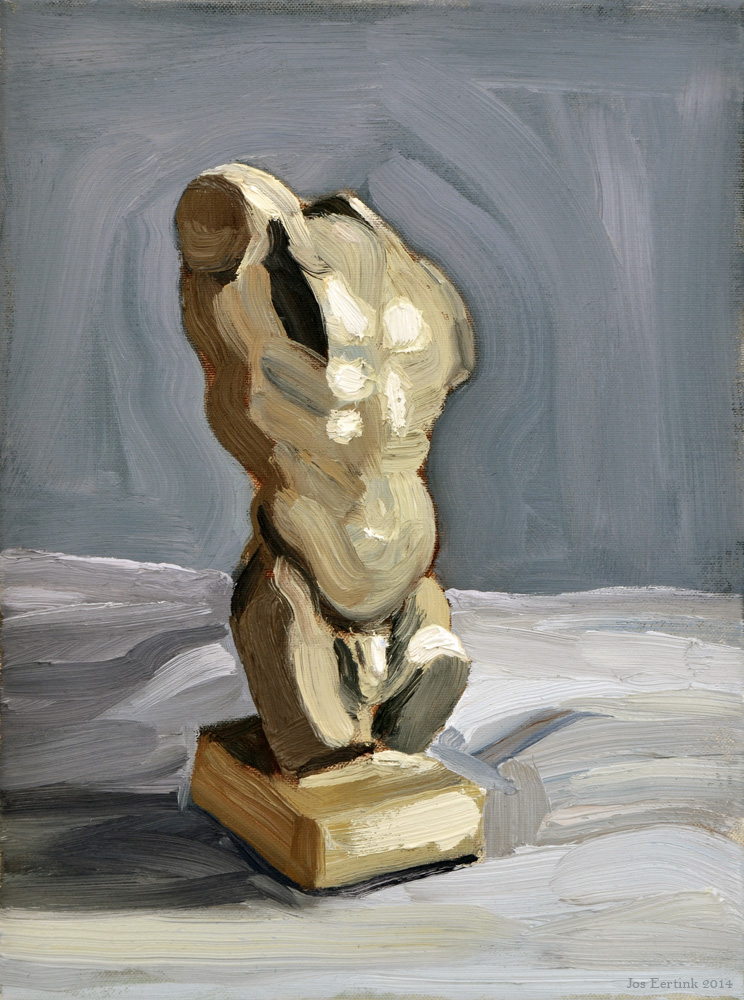 torso painting